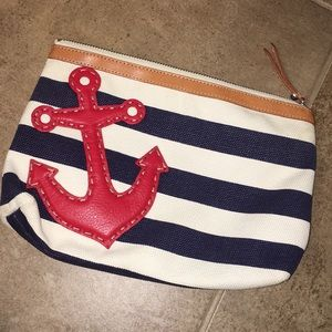 Nautical Brighton clutch